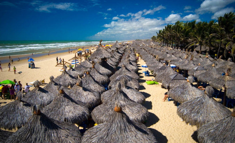 Praia do Futuro-Fortaleza