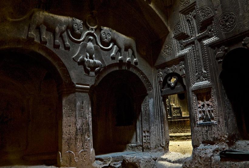 Monastery-Geghard