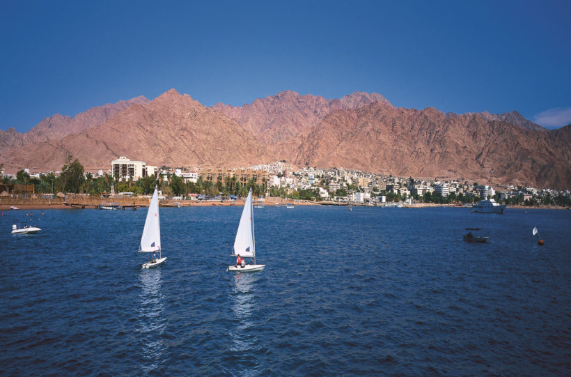 Jordania-Aqaba