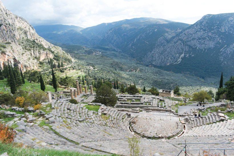 Grecia-Delfos